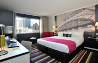 Mercure Melbourne_Treasury_Gardens_-_CityViewKing_2